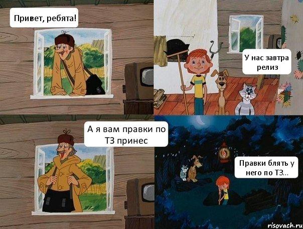 Правки ... к ТЗ